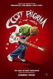 Scott Pilgrim Vs The World映画ポスター11?x 17マスター印刷