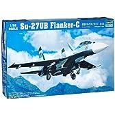 トランペッター 1/32 Su-27UB フランカー C