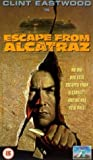 Escape from Alcatraz [VHS] [Import]