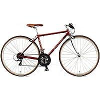 RALEIGH(ラレー) クロスバイク Radford Classic (RFC) キャニオンレッド 440mm