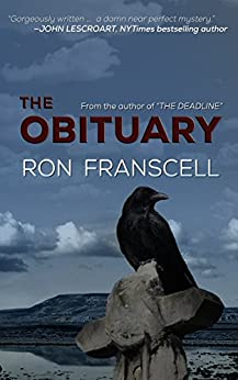 [Franscell, Ron]のThe Obituary (Jefferson Morgan Mysteries Book 2) (English Edition)