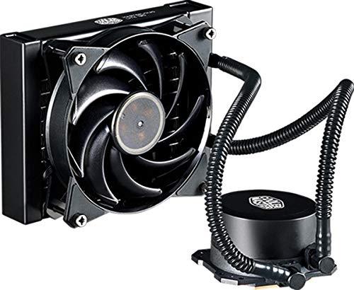 Cooler Master MasterLiquid Lite 120 一体型水冷CPUクーラー [デュアルチャンバーヘッド 搭載] FN1092 MLW-D12M-A20PW-R1