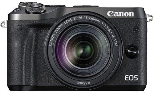 Canon ミラーレス一眼カメラ EOS M6 レンズキット