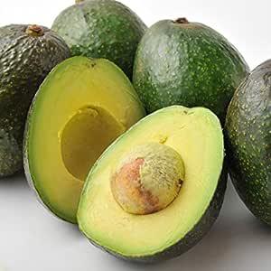 南国フルーツ メキシコ産 アボカド 24玉(200gx24玉)