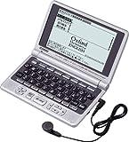 CASIO Ex-word XD-LP9300 (17コンテンツ, 本格英語モデル,,オックスフォード英英辞典, リーダーズ英和辞典, ジーニアス英和大辞典, 広辞苑等搭載)