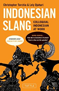 Indonesian Slang: Colloquial Indonesian at Work by [Torchia,Christopher, Djuhari, Lely]