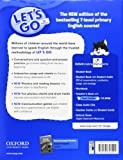 Let's Go: Fourth Edition Level 3 Workbook (Let's Go (Oxford)) 画像