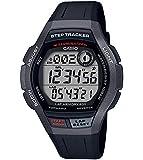 [カシオ] 腕時計 スポーツギア SPORTS GEAR WS-2000H-1AJF メンズ ブラック