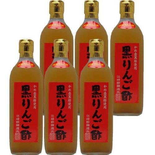 黒りんご酢500ml×6本入