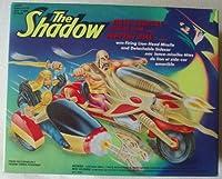 The Shadow Shiwan Khan Serpent Bike Vehicle by Kenner