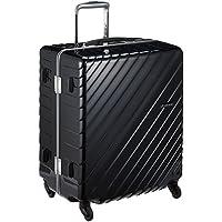 [ヒデオワカマツ] スーツケース ナロースクエア L 無料預入 80L 60cm 4.3kg 85-76530
