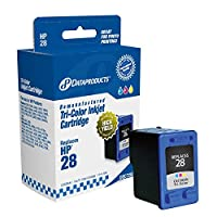 Dataproducts DPC728A Remanufactured Ink Cartridge Replacement for HP #28 (C8728AN) (Tri-Color) [並行輸入品]