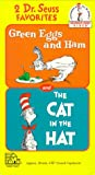 Dr. Seuss Favorites - Green Eggs and Ham / The Cat in the Hat [VHS] [Import]