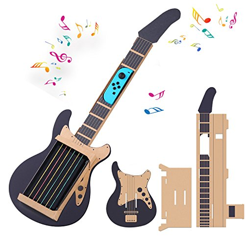 Nintendo Switch labo DIY ギター 任...