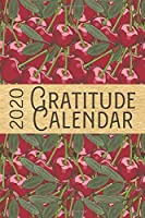 2020 Gratitude Calendar: Cherry - 365 Days Dated Gratitude Journal For A Thankful New Year (Fruit and Vegetables for Garden Lovers)