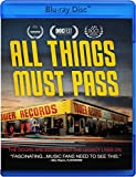 All Things Must Pass: Rise & Fall of Tower Records [Blu-ray] [Import]