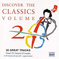 Discover the Classics 2 by VARIOUS ARTISTS (1998-09-29)