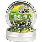 [クレイジー アーロン]Crazy Aaron's Super Illusions 'Oil Slick' Thinking Putty Tin, 5 cm SO003 [並行輸入品]
