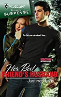 Her Best Friend's Husband (Silhouette Romantic Suspense)
