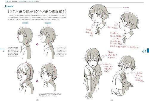 アニメーターが教えるキャラ描画の基本法則