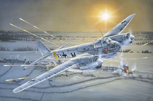 イタレリ 1022 1/72 ユンカース JU-88C-6