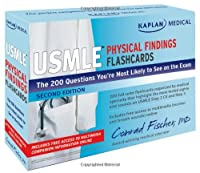 Kaplan Medical USMLE Physical Findings Flashcards (USMLE Prep)