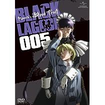 OVA BLACK LAGOON Roberta's Blood Trail 005 [DVD] by ジェネオン ユニバーサル エンターテ