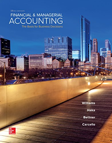 Download Financial & Managerial Accounting 125969240X