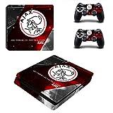 PS4 slim スリム  専用スキンシールΓスポーツ フットボールチーム AJAX 109」 ...