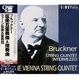 ブルックナー:弦楽五重奏曲