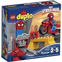 LEGO DUPLO Marvelスパイダーマンweb-bikeワークショップBuilding Set 10607WLM