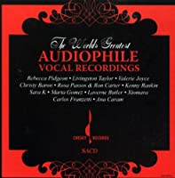Greatest Audiophile Vocal by Various Artists (2006-11-14)