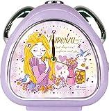 ティーズファクトリー 置き時計 ラプンツェル H13.5×W13×D5cm ディズニー ガーリープリンスおむすびクロック DN-5520227RA