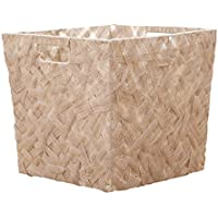 WTL かご?バスケット 幾何学模様複合台形収納バスケット収納バスケット多機能衣類収納ボックス収納バー