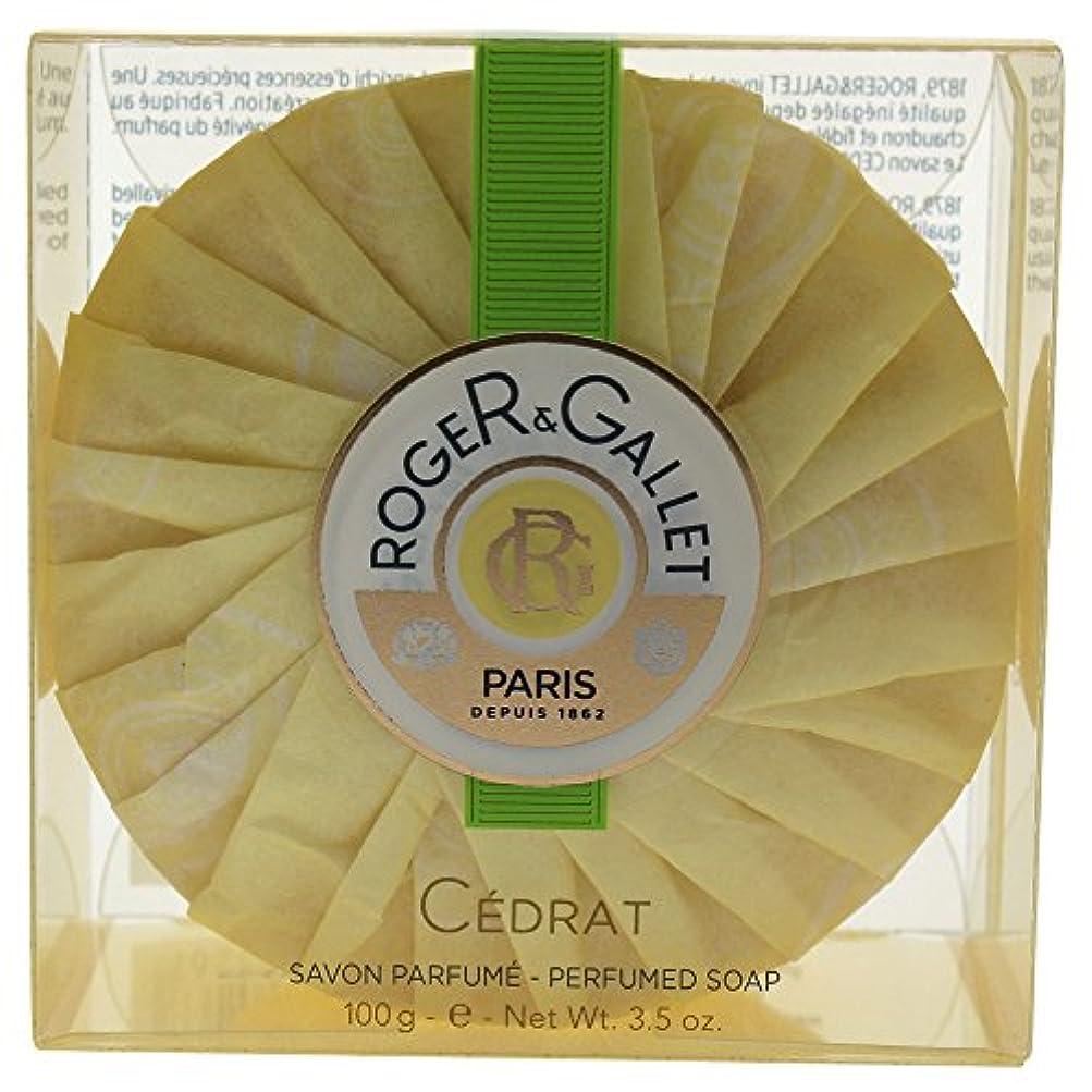 聴覚気まぐれな優れましたロジェガレ セドラ パフュームド ソープ 100g 並行輸入品