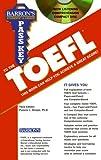 Barron's Students' #1 Choice: Pass Key to the Toefl