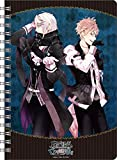 DIABOLIK LOVERS DARK FATE B6Wリングノート「月浪家」