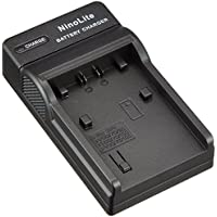 NinoLite USB型 バッテリー 用 充電器 海外用交換プラグ付 NP-FV100A NP-FV100 NP-FV70 NP-FV50 等対応 チャージャー