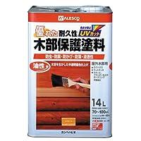 カンペハピオ 油性木部保護塗料 スプルース  14L