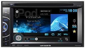 パイオニア カロッツェリア 6.1V型ワイドVGAモニター/DVD-V/VCD/CD/USB/チューナーメインユニット FH-780DVD FH-780DVD
