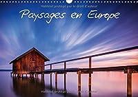 Paysages En Europe 2017: Decouvrez Des Paysages a Couper Le Souffle En Europe. (Calvendo Places)