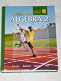 Algebra 2, Grades 9-12: McDougal Littell High School Math Arizona (Larson Algebra & Geom) 画像
