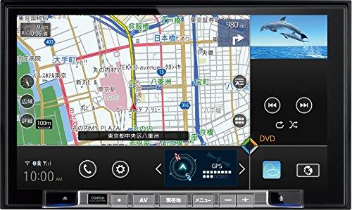 Smart Accessリンク 9型 HD 地上デジタルTV/DVD/SD メモリーAVナビゲーション NXV977D