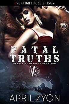 Fatal Truths (Heroes of Olympus Book 2) by [Zyon, April]