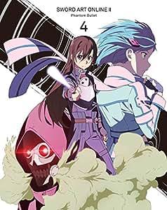 【Amazon.co.jp限定】ソードアート・オンラインII 4(クリアブックマーカーver.4付) (完全生産限定版) [Blu-ray]