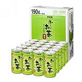 伊藤園 おーいお茶 緑茶 (缶) 190g×20本
