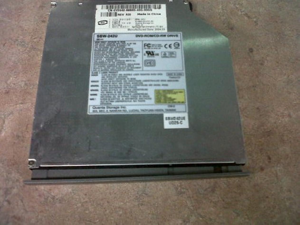 悪行オズワルドユニークなQuanta – Quanta 24 x DVD - ROM / CD - RWコンボDr。Noベゼルsbw-242u