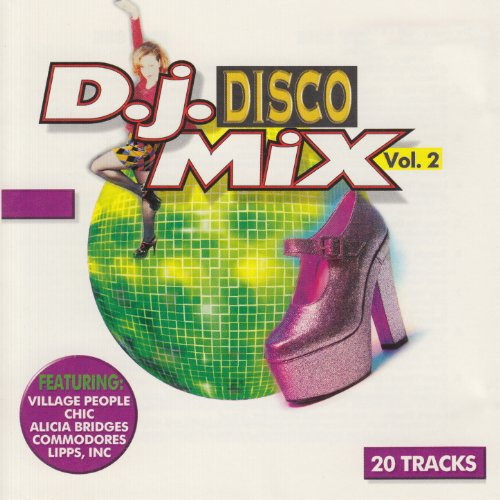 D.J. Disco Mix, Vol. 2