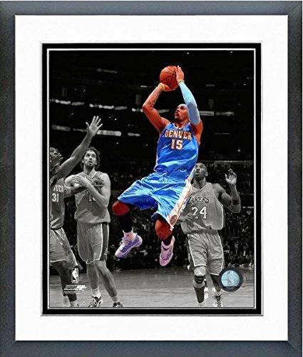 Carmelo Anthony Denver Nuggets Nbaスポットライトアクション写真(サイズ: 18?