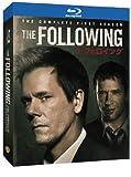 ザ・フォロイング<ファースト・シーズン>ブルーレイ コンプリート・ボックス[Blu-ray]